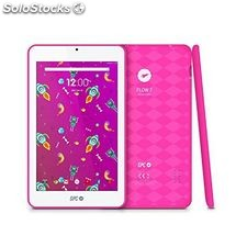 "Tablet spc Flow 7 9742108P 7"" qc ips 8 GB Rosa"