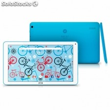 "Tablet spc glee 10.1 azul - qc A7 1.2GHZ - 1GB DDR3 - 8GB - 10.1""/25.65CM"