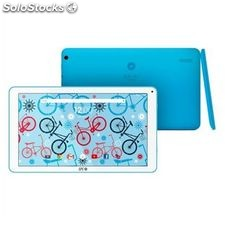 "Tablet spc Glee 9755108A 10.1"" Quad Core hd 1 GB ram 8 GB Azul"
