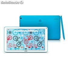 "Tablet spc Glee 9755108P 10.1"" Quad Core hd 1 GB ram 8 GB Rosa"