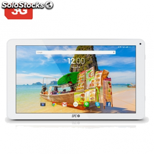 "Tablet SPC glow 10.1 3g - atom qc 1.2ghz - 1gb ddr3 - 16gb - 10.1""/25.65cm ips"