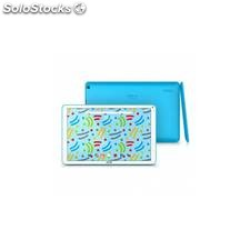 Tablet spc glow 10.1 azul - qc A7 1.2GHZ - 1GB - 8