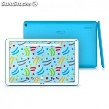 "Tablet spc glow 10.1 azul - qc A7 1.2GHz - 1GB - 8GB - 10.1""/25.6CM ips 1280x800"