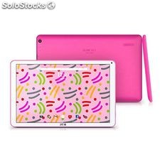 "Tablet spc Glow 9763108P 10.1"" Quad Core ips 1 GB ram 8 GB Rosa"