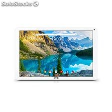 "Tablet spc Glow 9763116B 10.1"" Quad Core ips 1 GB ram 16 GB Blanco"