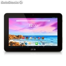 "Tablet spc Glow Cortex-A7 Android 4.4 Kit Kat 1GB 3G 10.1"" negro"