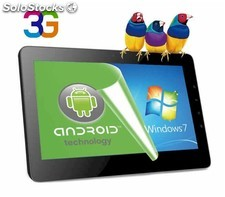 Tablet ViewSonic ViewPad 10 Pro 3G Dual, Android y Windows 7