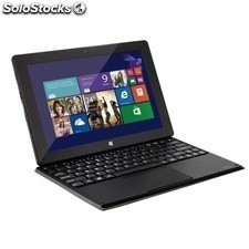 "Tablet WOLDER mitab in 101 - atom 1.8ghz - 1gb ddr3 - 16gb - 10.1""/25.6cm hd"