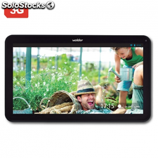 "Tablet WOLDER mitab seattle 3g - qc 1.3ghz - 1gb ddr3 - 8gb - 10.1""/25.65cm"