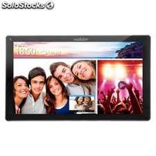 "Tablet WOLDER mitab think - qc 1.2ghz - 1gb ddr3 - 8gb - 10.1""/25.65cm hd"