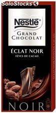 Tablette 100G grand chocolat eclat cacao nestle