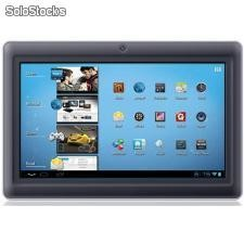 "Tablette pc 7"" Exeom Evolution ii Android 4.0.4 4Gb 512Mb Capacitiva 5p"