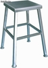 Photo du produit Tabouret inox