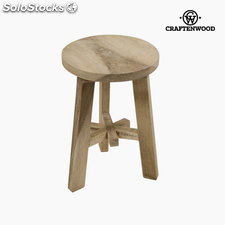 Taburete de madera ole by Craftenwood