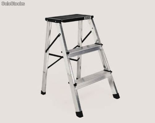 taburete escalera plegable