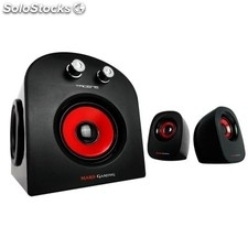 Tacens Mars Gaming Altavoces 2.1 MS2 20W rms usb