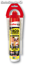 Taco quimico poliester fischer 300 ml