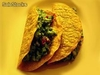 Taco Shell Texano
