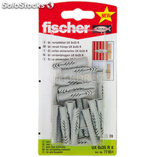 Taco ux r-5 blister 20 uds. Fischer