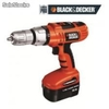 Taladro inalámbrico black and decker hp144k ar