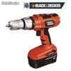 Taladro inalámbrico black and decker hp180k ar