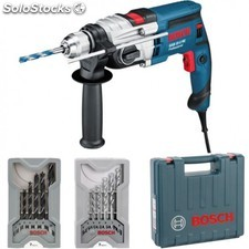 Taladro Percutor 850W Gsb 19-2 Re Rev. Electronico Bosch