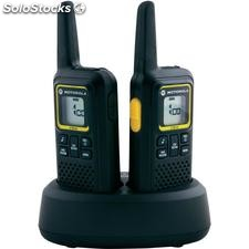 Talkie Walkie Motorola xtb446 Sans autorisation
