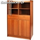 Tall catering cabinet - mod. ml3170st - extra thick wooden structure - n. 1 door