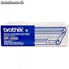 Tambor negro BROTHER dr2000 12000 paginas para BROTHER laser mono hl-2040
