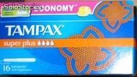 Tampax tampony