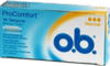 Tampons o.b. Pro Confort 16 und Normal