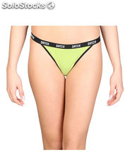 tanga mujer datch verde (30993)