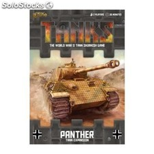Tanks: german panther expansion *ingles* PLL02-BGTANKS06