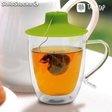 Tapa de Silicona para Infusiones Tap It Tap PDS02-B1020222