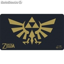 Tapete Zelda Black And Gold Con Tubo