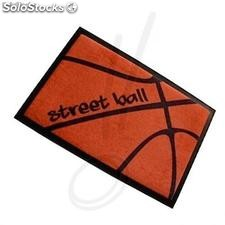 Tapis de sol basket-ball