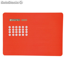 Tapis Souris Calculatrice Doce Red S/T