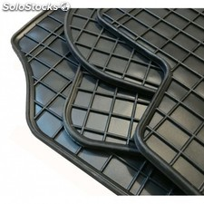 Tappetini In Gomma Per Land Rover Discovery Sport (2014-) - Frogum