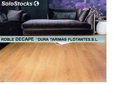 Tarima ac4 laminado Roble,teka wengue jatoba roble blanco de 14mm con fompex inc