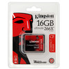 Tarjeta de memoria compact flash 16GB kingston 16 GB original