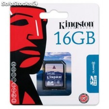 tarjeta de memoria kingston ds hc 16gb 16gb clase 4 venta dropshipping