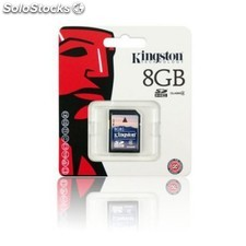tarjeta de memoria kingston ds hc 8gb 8gb clase 4 venta dropshipping