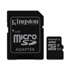 Tarjeta de memoria kingston microsd - 32gb - clase 10 - adaptador sd