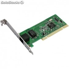 Tarjeta de red pci level one gnc-0105T V6 - gigabit - funcion wake-on-lan -