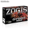 Tarjeta de Video AGP 256MB ZOGIS GeForce 6200A