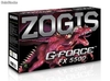 Tarjeta de Video AGP 256MB ZOGIS GeForce FX5500