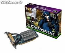 Tarjeta de Video PCI-E 256MB DDR2 Zotac GeForce 7200GS (ZT-72SE250-HSS)