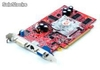Tarjeta de Video PCI-E 256MB PowerColor Radeon X300