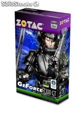 Tarjeta de Video PCI-E 256MB Zotac GeForce 7300GT
