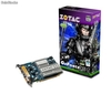 Tarjeta de Video PCI-E 256MB Zotac GeForce 7300GT (ZT-73TE250-HSL)